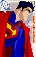 New Superman by Icemaxx1 by THE-Darcsyde