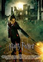Fantasy Poster - Harry Potter 7 with Hermione by HogwartSite