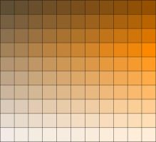 Colour Pallet Orange-Brown by Sovereignce