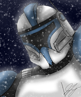 Its Snowing Sir by TaintedTamer