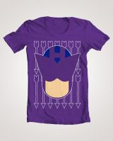 Hawkeye T Shirt Design by Yusef-Muhammed