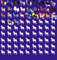 Breeding Ponies Yay Will be Updated Regularly by TowaTheStallion45