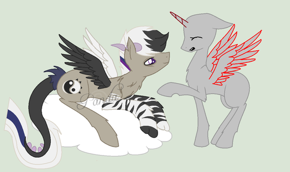 Open Collab: Meeting Equinox by iPandacakes