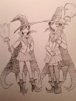 School of Witch by RockokuShioya