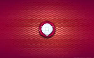Wallpaper - Iron Man 'Mark IV Armor' Movie Logo by Kalangozilla