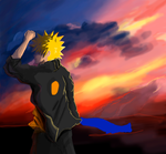 beginning naruto by karlijnlovesart