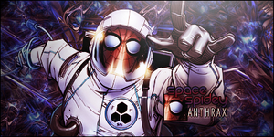 Space Spidey by Anthrax817