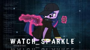Watch Sparkle Wallpaper by DjThunderbolt