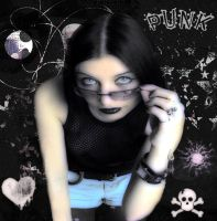 Punk It by VisualPoetress