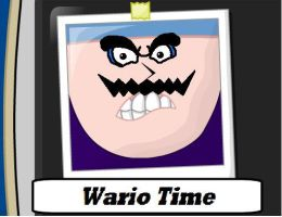 Strong Wario Mad by rabbidlover01