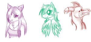 Sketchies on LS by miaowstic