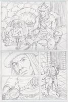 Red Sonja pg. 5 by CoonDog69