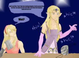 Savryl's Quest for a Decent Bar Buddy Part 2 by Nativa-Basco