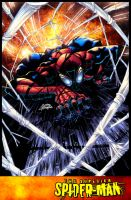 Superior Spider Man By Ryanstegman By Trinitymathe by knytcrawlr