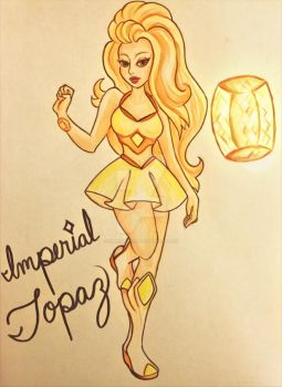 Imperial Topaz: Revised Design by KumiSasoriza