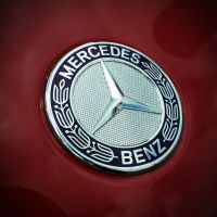 Mercedes Badge by Taking-St0ck