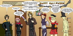 Happy Halloween 09 by Crusader1089