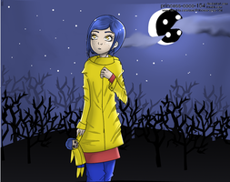 Coraline - Spooky night by Princess-CoCo-154