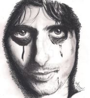 Alice Cooper by Witneil