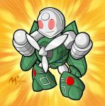 MR39 Zero Robo by MattMoylan