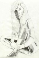 drawing from high school by Tesa-studio