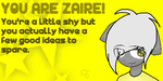 [Fake Quiz Result] Zaire by J-M-X-P