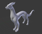 3d Dragon Wip 1 by S-Vortex