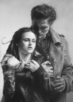 bella and edward by Bellize
