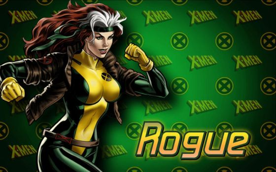 ROGUE! by Superman8193