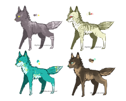 [Adopts-3] -closed- by Selk0uni