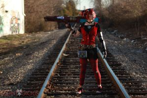 Gaige Cosplay by ContagiousCostuming