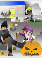 UBC Holloween 2012 by Unbounded-Creator