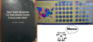 first state Quarters of the united states by lilkairi15