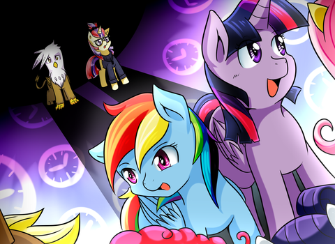 How Many Old Friend Did You Forget Until This Day? by vavacung