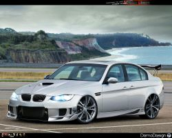 BMW M3 GT - Single Edition. by DemoDesign