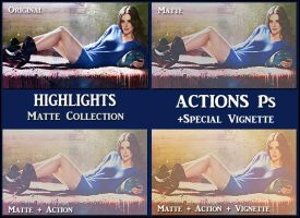 Highlights  ACTION Ps  by Tetelle-passion