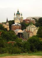 Kiev fairytale by Disani