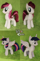 Twilight and Rose Luck by WhiteDove-Creations