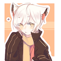 .: AT :. V ery cool kid by EnaMei