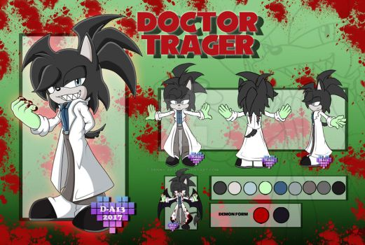 Doctor Trager Sheet by Denny-Art13