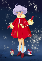 Creamy Mami-A Magic Xmas by Nippy13