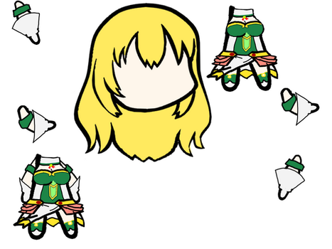 Vert Walfas Request by TayAyase