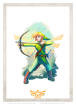 Day 1: Link by Eddy-Swan-Art