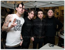 Anti Flag 2 by alvinphotography