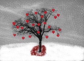 The Heart Tree by SilverWynd
