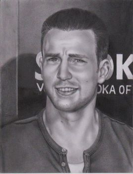 my Chris Evans by spolarium626