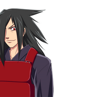 Animation- Hurr Madara by Miisu