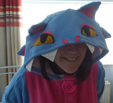 Snappy Dresser for Ni No Kuni Contest Kigu Head by Shauni-chan