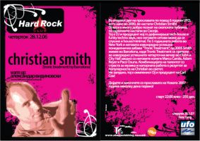 christian smith party by indog