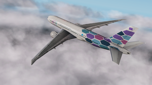Airline of the Crystal Empire by FadhilPF